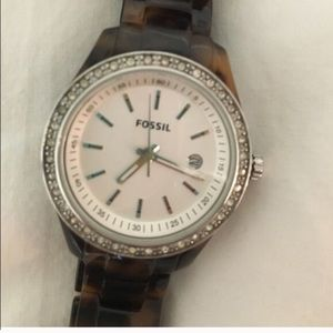 Perfect condition Fossil watch